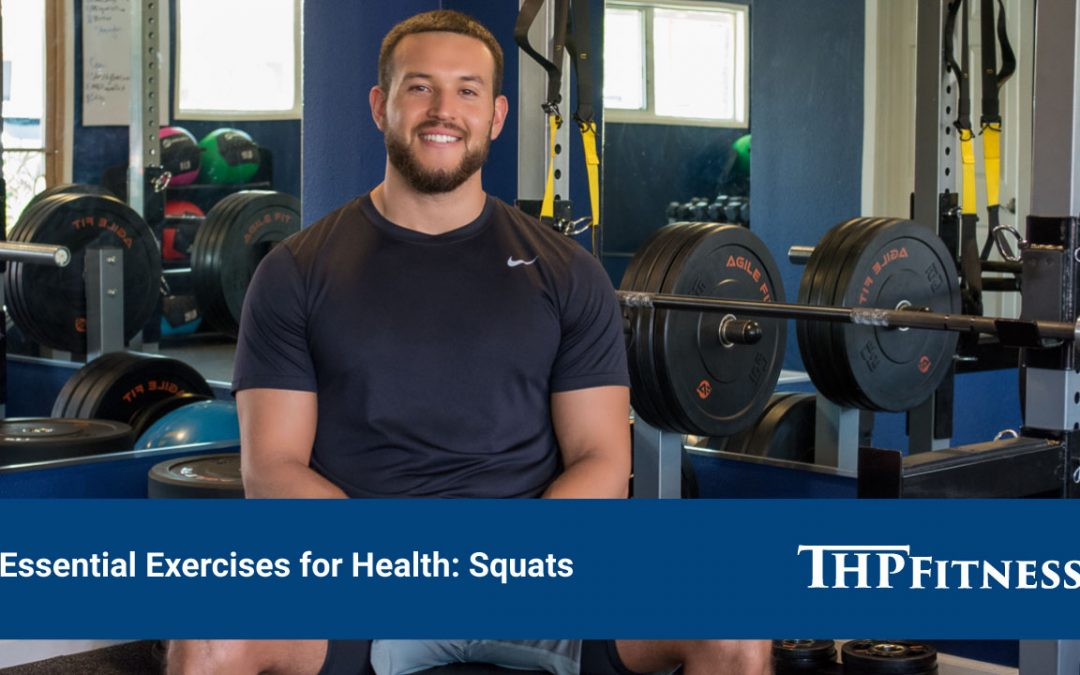 Essential Exercises for Health: Squats